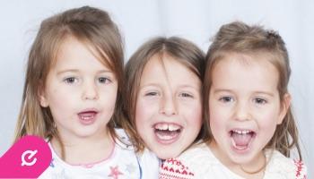 Dzieci uczą sięjęzyka obcego